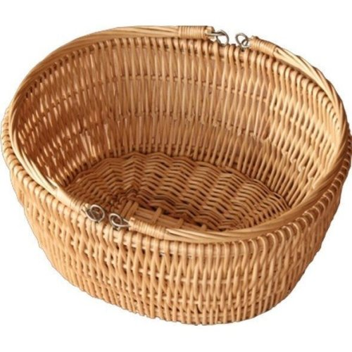 Oval Market Deep Shopping Basket
