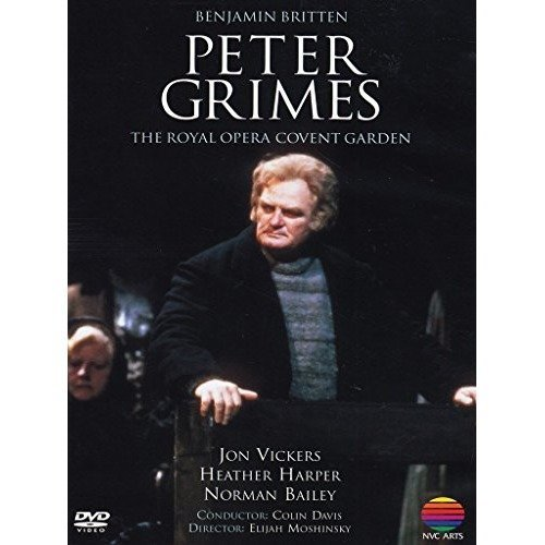 The Royal Opera Covent Garden - Peter Grimes