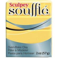 Sculpey Souffle Clay 2oz-Canary
