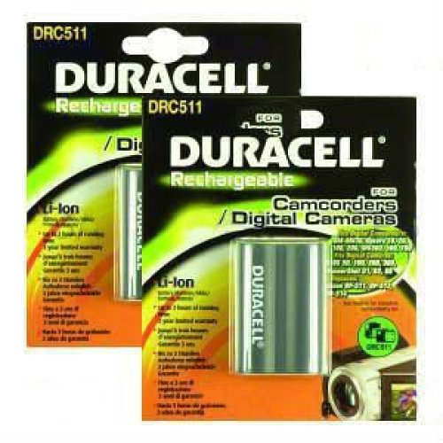 Duracell BUND511 Lithium-Ion (Li-Ion) 1400mAh 7.4V rechargeable battery