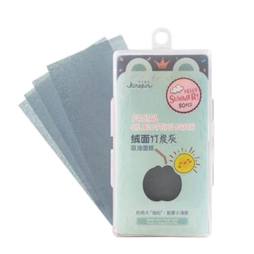 [Smile] 3 Sets Unisex Facial Oil Blotting Papers Oil Control Papers