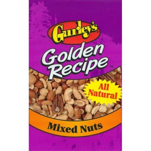 Gurleys Foods 302775556 07604 2 oz Mixed Nuts - Pack of 8
