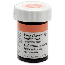 Icing Colors 1oz-Creamy Peach
