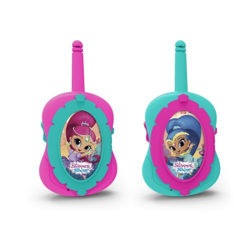 IMC Shimmer and Shine Walkie Talkies