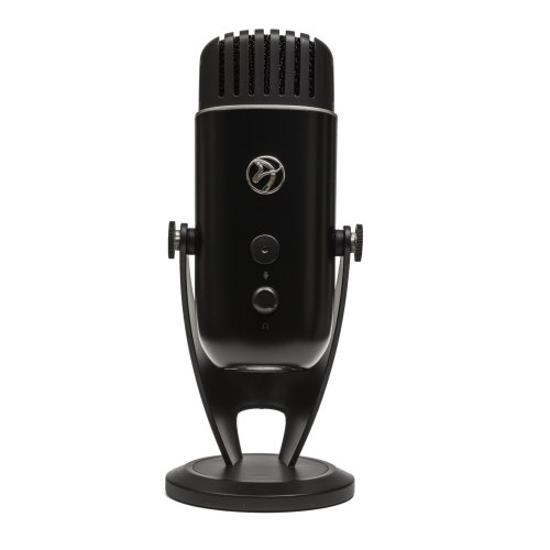 Arozzi Colonna Table microphone Wired Black