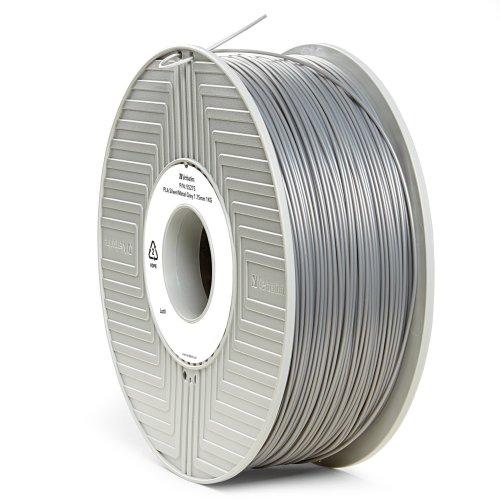 Verbatim 1.75 mm PLA Filament for Printer - Silver