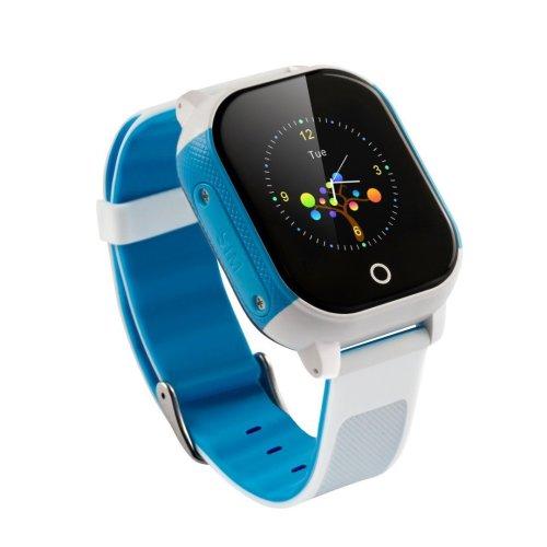 BESTIE 3 GPS Kids Smartwatch Phone Waterproof Tracker 2018