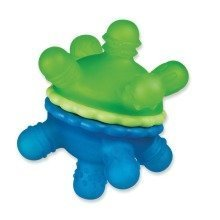Munchkin Twisty Teether Ball - Blue