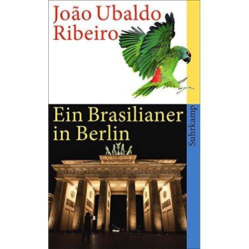Ein Brasilianer in Berlin.