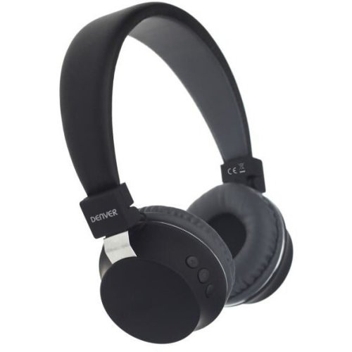 Denver BTH-205BLACK Wireless Bluetooth headset BTH-205BLACK