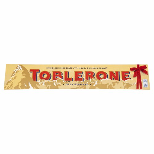 Toblerone Milk Chocolate Bar, 750 g