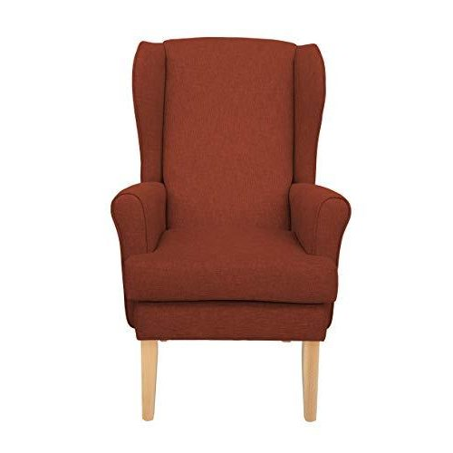 MAWCARE Highland Orthopaedic High Seat Chair - 19 x 21 Inches [Height x Width] in High Teracotta (lc21-Highland_h)