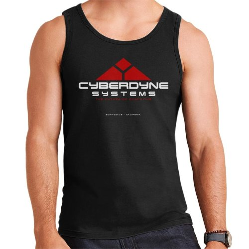 Cyberdyne Systems Future Of Computing Terminator Men's Vest