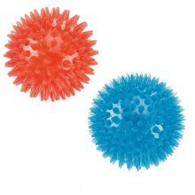 Gor Pets Dog Toy, Gor Flex Squeaky Ball 9cm