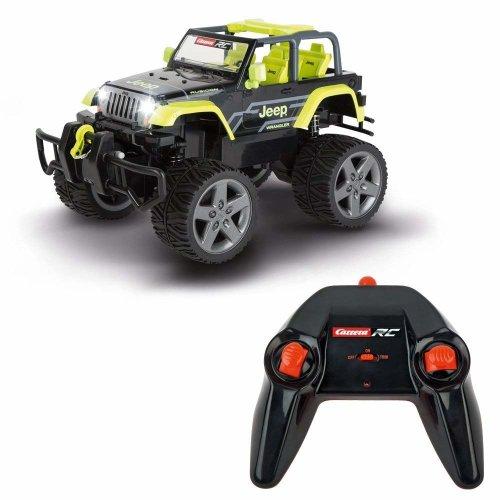 Carrera Jeep Wrangler Rubicon RC with Winch