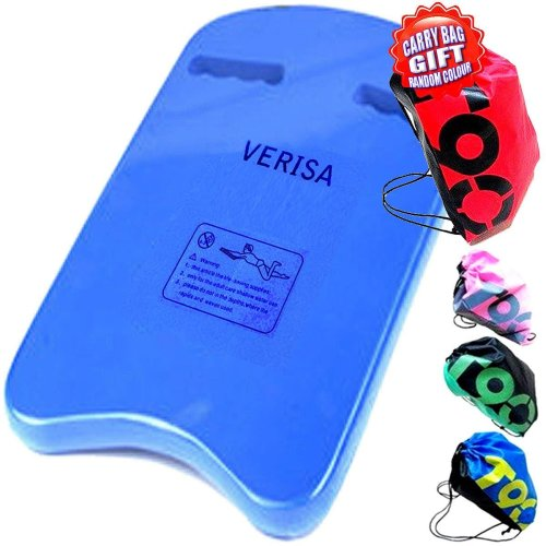 Kickboard Pool Training Water Sports Easy Grip Float Board Swimming Training / Learner Suitable for Adult, Children and Fun inc Light Backpack...