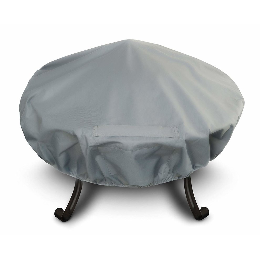 Groovy Heavy Duty Premium Large Waterproof Fire Pit Cover A Size 131Cm Diameter Approx Uwap Interior Chair Design Uwaporg