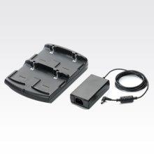 Zebra SAC5500-401CES Indoor Black battery charger