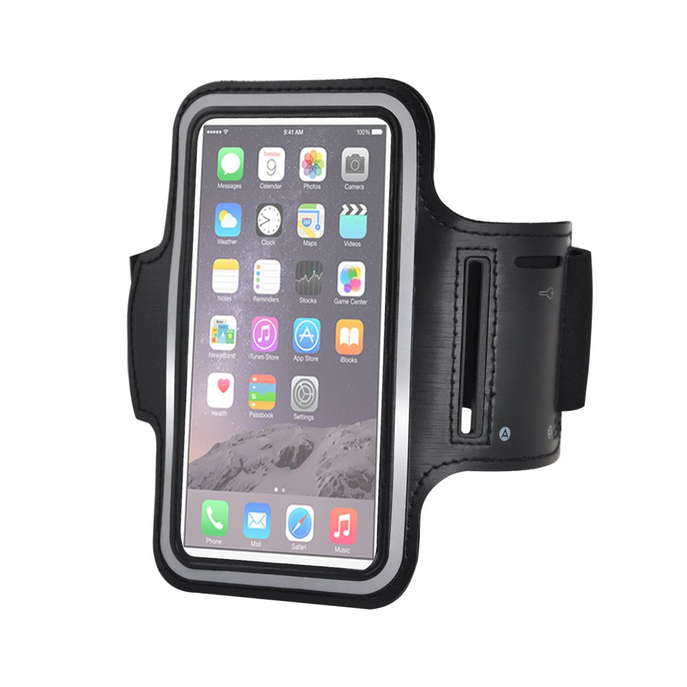 wholesale dealer 72c8f e6593 TRIXES iPhone 6 Sports Running Reflective Armband Case 4.7