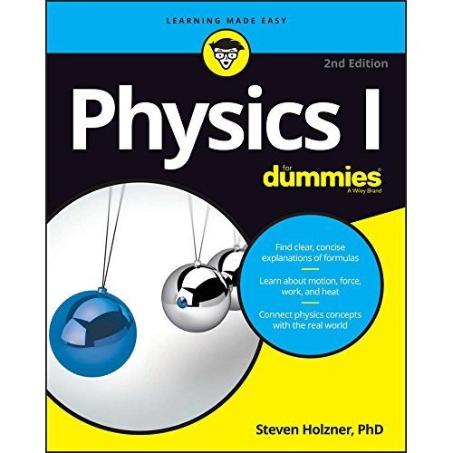 Physics I For Dummies (For Dummies (Lifestyle))